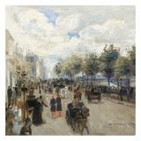 Le quai Malaquais Posters by Pierre-Auguste Renoir
