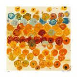 Millefleur Reproduction procédé giclée par Lynn Basa