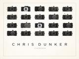 Camera Sequence Reproduction procédé giclée par Chris Dunker