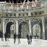 Admiralty Arch, London Reproduction procédé giclée par Susan Brown