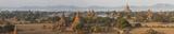 Temple City Panorama Poster von Peter Adams