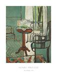 The Window, 1916 Affiches par Henri Matisse