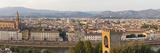 Florence View II Giclée-Druck von Peter Adams