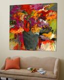 Colours of wind Poster par Doris Savard