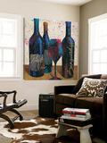 Wine Splash Light III Poster