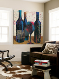 Wine Splash Light III Plakat