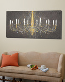 Grand Chandelier I Affiches par James Wiens