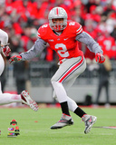 Ryan Shazier Ohio State University Buckeyes 2013 Action Photo