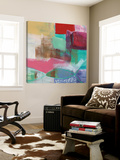 Fun Colors I Poster von Jane Davies