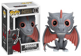 Game of Thrones - Drogon POP TV Figure Lelu