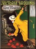 Victoria Arduino, 1922 Impressão montada por Leonetto Cappiello