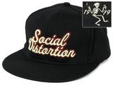 Social Distortion - 1979 Skelly Baseball Hat Casquette