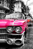 Classic Cars of Miami Beach Impressão fotográfica por Philippe Hugonnard