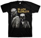 Black Sabbath - Never Say Die T-paidat