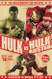 Avengers Age Of Ultron - Hulk Vs Hulkbuster Julisteet