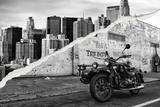 Dual Torn Posters Series - New York City Fotografisk trykk av Philippe Hugonnard