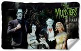Munsters - Family Fleece Blanket Fleece Blanket