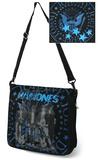 The Ramones - Band Photo Messenger Bag Skuldervesker