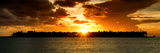 Sunset Key West - Florida Fotografisk tryk af Philippe Hugonnard