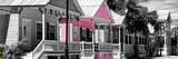 Key West Architecture - The Pink House - Florida Impressão fotográfica por Philippe Hugonnard