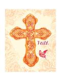 Have Faith Giclée-Premiumdruck von Bella Dos Santos