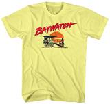 Baywatch - Silhouette T-Shirt