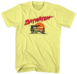Baywatch - Silhouette T-shirts