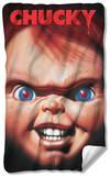 Childs Play 3 - Poster Fleece Blanket Fleece Blanket