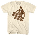 John Wayne - Creed And Code T-Shirt