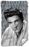 Elvis - Moves Fleece Blanket Fleece Blanket