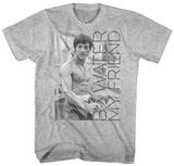 Bruce Lee - Water T-skjorter