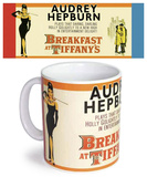 Audrey Hepburn Mug Krus