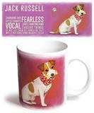 Jack Russell Mug Mug
