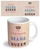 Drama Queen Mug Taza