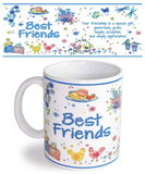 Best Friends Mug Taza