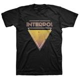 Interpol - Triangle (slim fit) T-Shirt