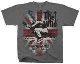 The Who - Alive At The Garden T-Shirts