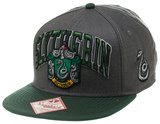 Harry Potter - Slytherin Snapback Chapéu