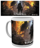 Titanfall - Militia Pilot Mug Tazza