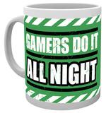 Gaming - All Night Mug Tazza