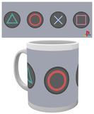 Playstation - Buttons Mug Krus