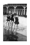 Bademode der 1920er Jahre Photographic Print by Scherl Süddeutsche Zeitung Photo