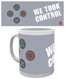 Playstation - Controller Mug Tazza