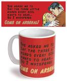 Arsenal Mug Krus