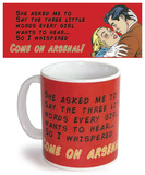 Arsenal Mug Taza