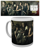 The Walking Dead - Season 5 Mug Krus