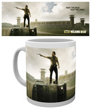 The Walking Dead - Prison Mug Krus