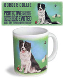 Border Collie Mug Mug