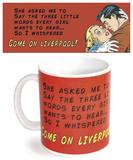Liverpool Mug Taza