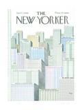 The New Yorker Cover - April 2, 1966 Giclee Print by Anatol Kovarsky